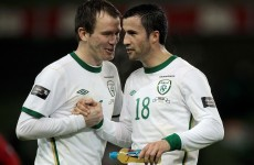 The night in photos: Ireland 3-0 Wales
