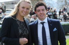 No wedding plans with Rory McIlroy, says Caroline Wozniacki