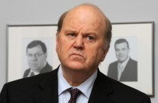 Noonan announces end of the Bank Guarantee