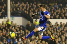 Everton end Oldham's FA Cup adventure