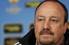 Furious Rafa Benitez blasts Chelsea fans, confirms exit