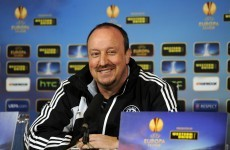 Rafa's to-do list: 8 things we hope Benitez does before Chelsea sack him