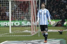 Talking points: Messi wins the battle of the giants as Scots impress in Dublin