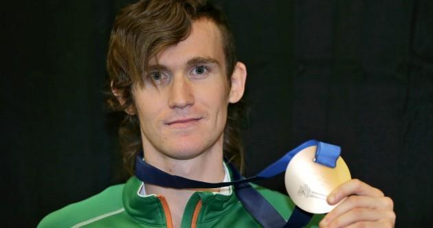 Ciarán O'Lionáird wins bronze for Ireland