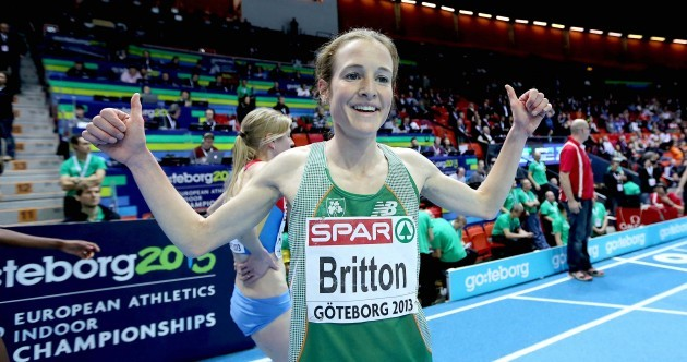 In pictures: Ireland at the European Indoor Championships