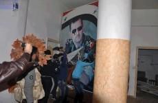 Syrian conflict spills into Iraq as dozens killed in ambush