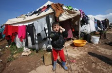 There are now one million Syrian refugees
