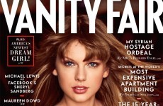 4 infuriating bits from Taylor Swift's Vanity Fair interview