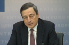 Draghi: ECB's bond-buying programme can't help Ireland escape bailout