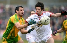 Mickey Harte makes 5 changes to Tyrone team that beat Donegal