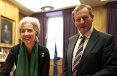 IMF open to extending repayment date on Ireland's €19bn bailout loans