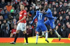 As it happened: Manchester United v Chelsea, FA Cup
