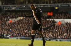 VIDEO: Berbatov back to haunt Spurs as Fulham claim shock win