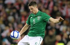 Ciaran Clark ready to fill boots of absent friend Richard Dunne at heart of Irish defence