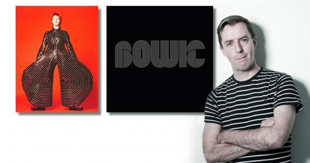Irish designer selected to display work at David Bowie exhibition