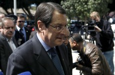 Cyprus president prepares for Brussels as parties debate 25pc deposit tax