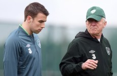 Coleman targets home improvement to keep Ireland's challenge on track