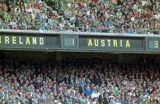 Memory lane: Roy Keane on when Ireland lost to Austria but passed 'Harry's Challenge'
