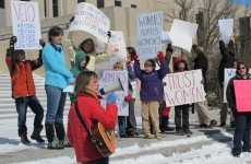 North Dakota outlaws most abortions