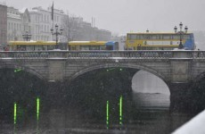 Bad weather causing disruptions for bus services