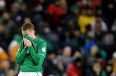We must believe: Trapattoni sends out rallying call to deflated Ireland