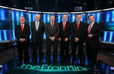 "Adams dismisses Micheál Martin's ""smear campaign"""