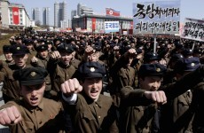 North Korea readies rockets for strike on US and South Korea
