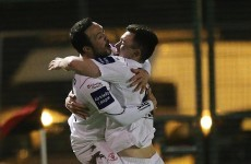 Sligo Rovers' champion display scuttles Bohemians at Dalymount