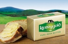 The top selling butter in Germany is… Kerrygold