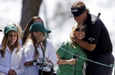 Cursed! Ted Potter Jr wins Masters Par 3 amid Mickelson scorecard confusion