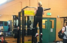 Derval O'Rourke's Friday evening routine puts us to shame