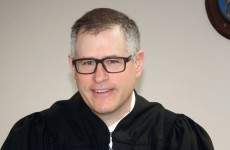 Judge slaps himself with fine after phone goes off in court