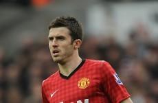 Fergie never asks anyone to snub England – Carrick