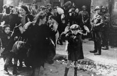 Hundreds mark 70th anniversary of Warsaw ghetto uprising