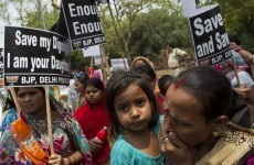 Second suspect arrested over Indian girl's rape