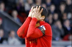 'He has to suffer the consequences of his actions' – John Barnes on Suarez