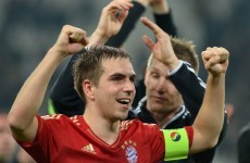 Bayern skipper Phillipp Lahm excited for 'football party' with Barcelona