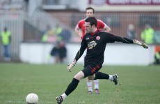 Cluxton and Craig Gordon credited as inspirations for new Tyrone goalkeeper