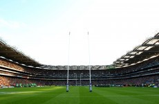 GAA wait for IRFU to select venues for Rugby World Cup bid