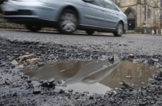 Pothole politics not on the agenda after all…