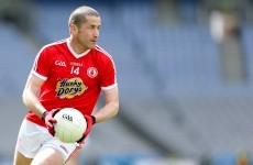 How do you stop Tyrone forward Stephen O'Neill?