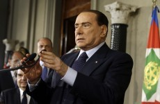 Berlusconi wants new government to 'confront' EU's austerity agenda