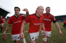 'Munster players are brought up on cup rugby, it's what we relish'