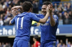 Lampard leads Chelsea to win over Swansea, 1 off all-time record