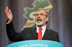 Gerry Adams: 'Sinn Féin is not a pro-abortion party'