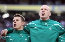 O'Connell and O'Driscoll vital for Irish success – Joe Schmidt
