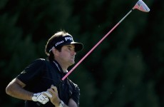 Bubba Watson backs ESPN reporter who said being gay is an 'open rebellion to God'