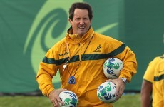 Wallabies coach Robbie Deans gets his Lions digs in early