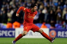 Liverpool FC is my future, says Luis Suarez