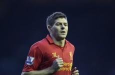 Steven Gerrard to miss Ireland game to undergo shoulder surgery